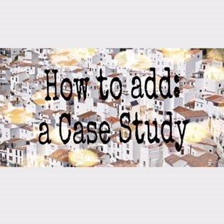 add case study